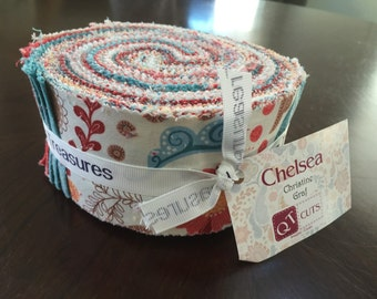 Quilting Treasures Chelsea Jelly Roll