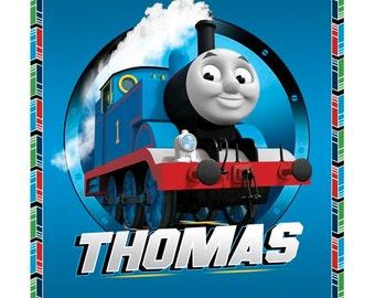 Thomas the Train Fabric Panel