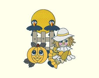 halloween embroidery machine