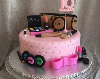 Makeup Fake  Cake / Display Cake/Fake Cake