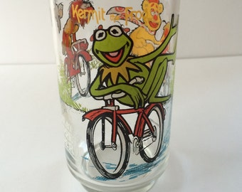 Kermit the Frog Glass