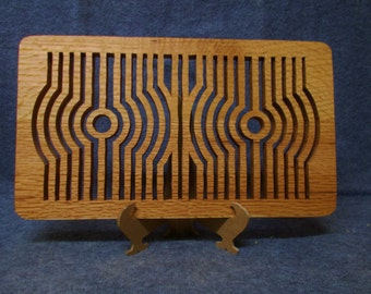 casarole size wooden trivet