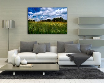 "Canvas ""Summer Meadow"""