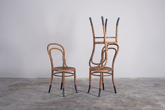 thonet chairs n14 restyling