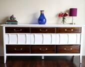 Mid century dresser / credenza / sideboard midcentury modern furniture - SOLD