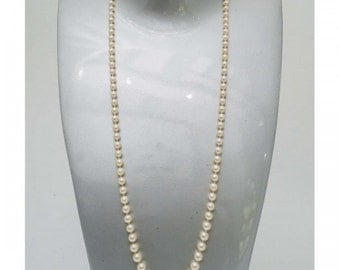Beautiful fall Mineralife Japanese culture Pearl Necklace