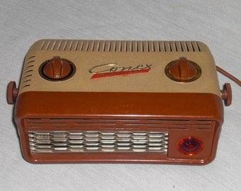 An old fan heater hot fan CONEX CA2000 electric fan & heater 60s