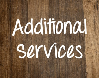 Additional Services from CC Paper Co.