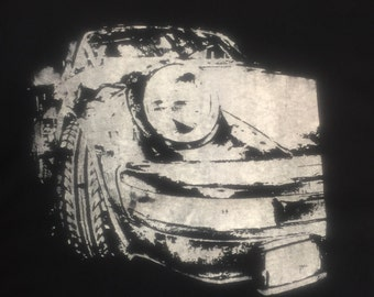 porsche 911 sc 78  t shirt one of a kind, never the same colors #7