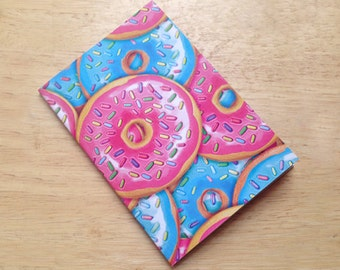 Delish Donuts - A6 Notebook