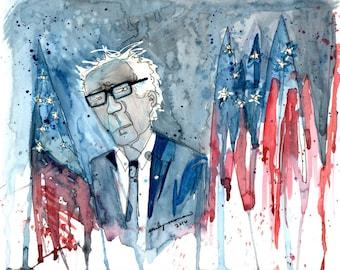 True Blue Bernie PRINTS