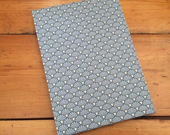 A5 Journal, Covered in a Tilda Fabric