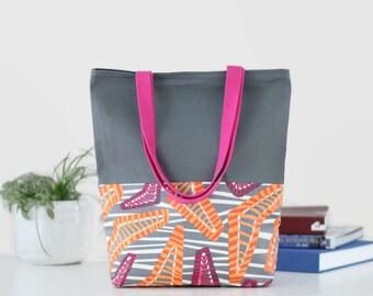 Work Bag For Women - Teacher Tote Bag - Teacher Appreciation Gift Idea - Canvas Book Bag - Over Shoulder Bag - Teacher Tote - Tote Bag Purse