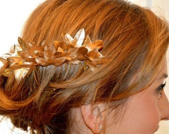 Ivy leaf Golden Combs