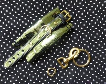Loop Tassel Cuffs