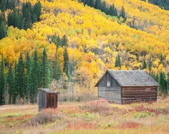 Way Out Back {PRINT - Colorado Photography}