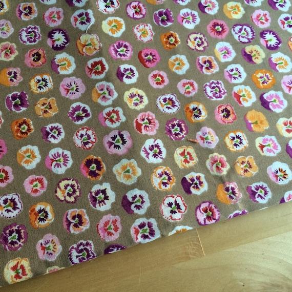 SALE Sage Green Fabric By The Half Yard Fat By WoodlawnDecor
