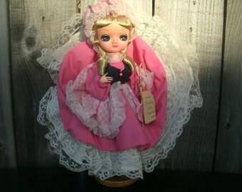 Vintage 1977 Bradley Doll