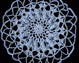 Serpent Doily Pattern