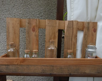 wooden shelf / wooden shelf