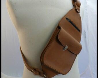Holster carrying case calfskin