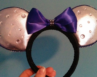Diamond Mouse Ears inspired by Disneyland's 60th Diamond Celebration
