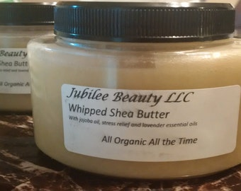 Whipped Shea Butter