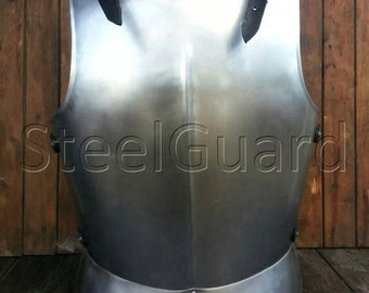 Steel Cuirass (Breastplate) 2 parts
