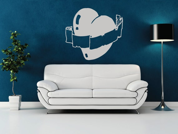 Valentines Day Love Wall Decals
