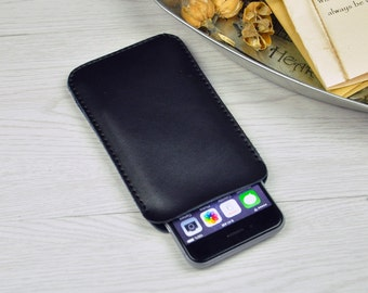 Leather iPhone Case, Leather iPhone Sleeve,iPhone 6 Case,iPhone 6s Case,iPhone 6 Plus Case,Leather iPhone 6s Plus Sleeve,iPhone 6s Bag-BN06