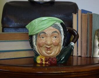 Vintage Sairey Gamp Royal Doulton Tableware Mug