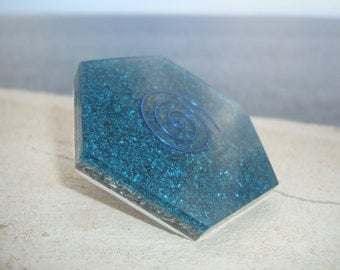 Orgonite Coaster for water charging