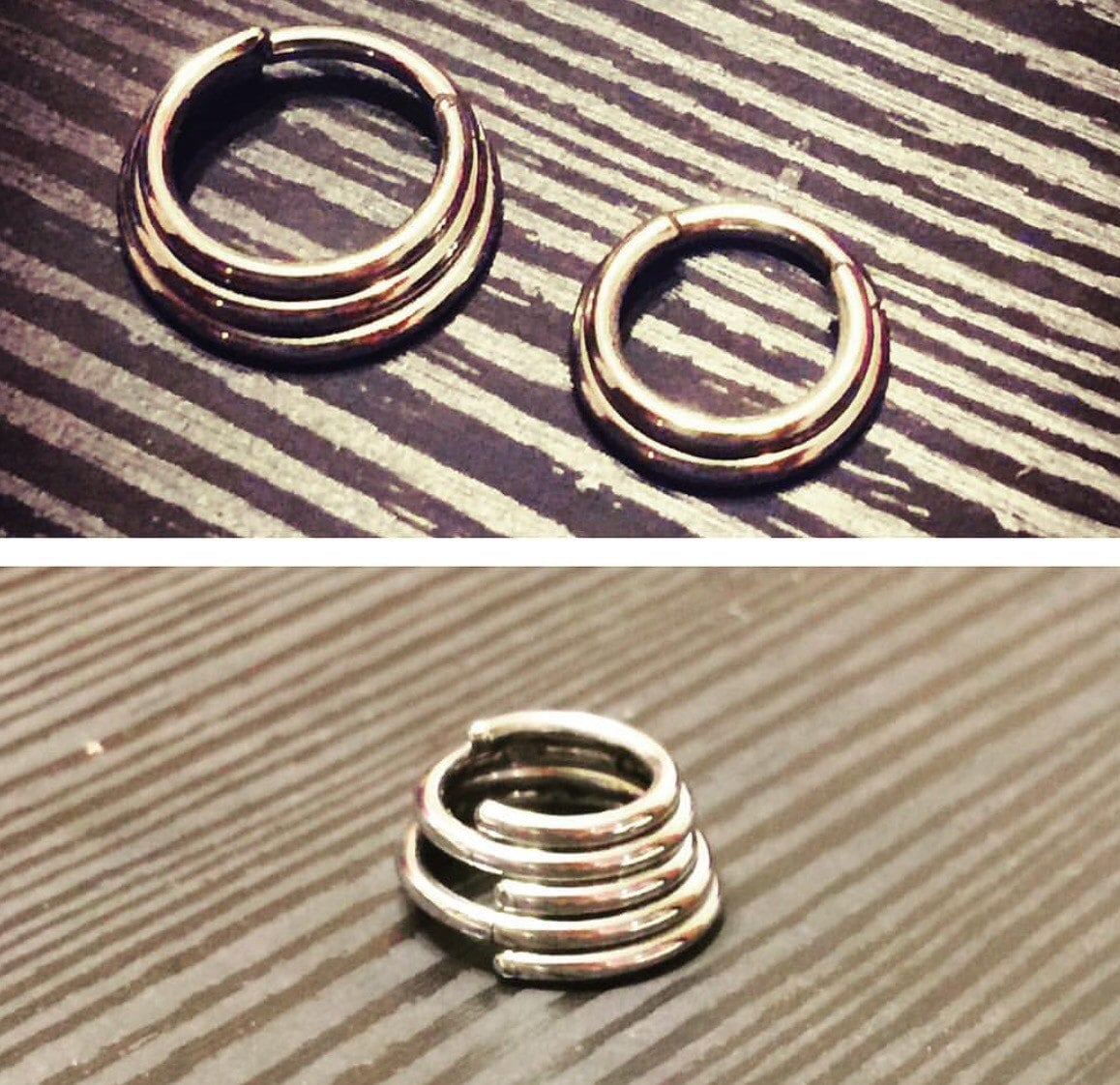 How To Take Out Hinged Septum Ring