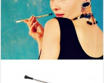 Audrey Hepburn Breakfast at Tiffany's Cigarette Holder