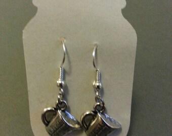 Measuring  Cup Earrings