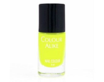 37 B. a Yellow Glow- stamping polish