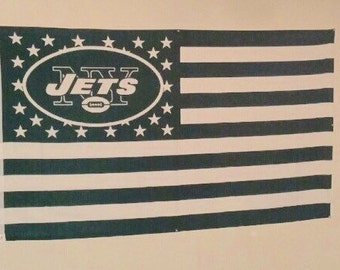 New York Jets Flag