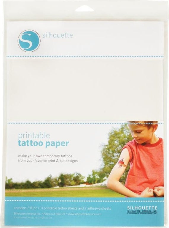 Where to buy temporary tattoo paper in vancouver