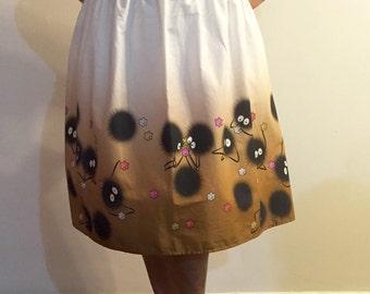 Spirited Away Ombre Skirt