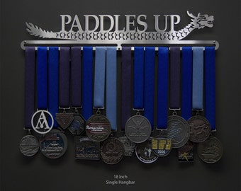Dragon Boat - Allied Medal Hanger Holder Display Rack