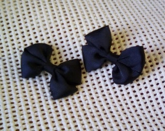 Cute little hair bows
