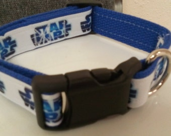 Star Wars inspired dog collar