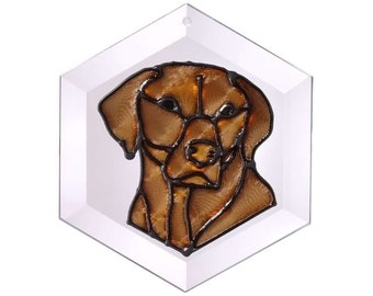 Chesapeake Bay Retriever Sun Catcher