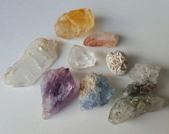 Mixed Crystal Set