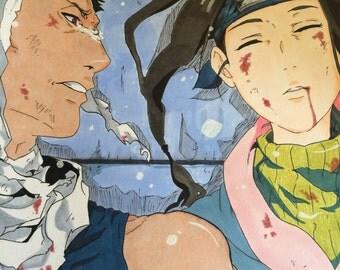 PRINTS - Zabuza and Haku