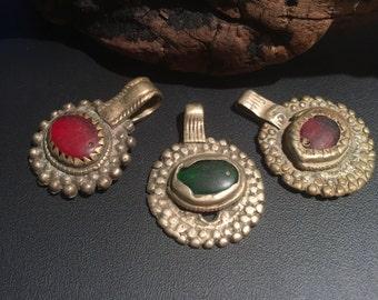 Vintage Jewellery-Vintage Pendant-Kuchi Jewellery-Old Banjaran Necklace