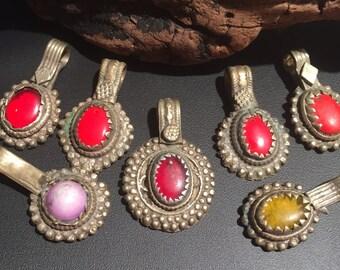 Vintage Pendant-Tribal Vintage Jewellery-Kuchi's Pendant-Afghani Pendant-Vintage Kuchi pendant...