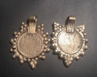 Coin Pendant,Old Vintage Coins-Antique Pendant collectors Item vintage Charms antique,Ethnic