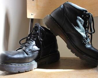 Beautiful Vintage 90's Doc Marten Work Boots