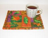 Autumn Mug Rug #2